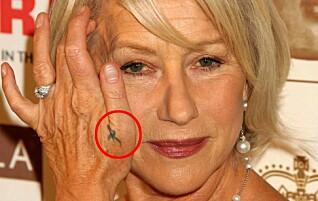 Her har Helen Mirren gjort det som stadig flere kvinner på hennes alder gjør