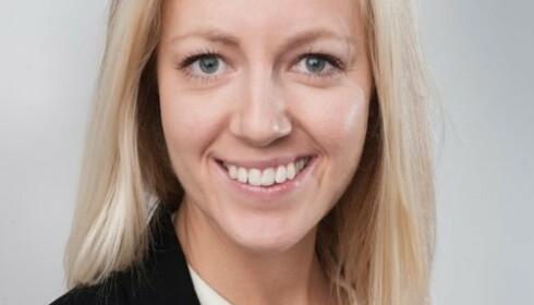 ARVEEKSPERT: Advokat Christina Steimler. Foto: Indem Arbeidsrett
