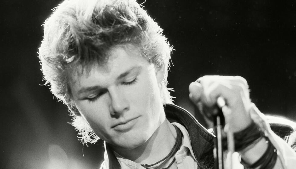 IDOL: Morten Harket fotografert under BBC Montreux Music Festival i Sveits 8. Mai 1986. Foto: Alan Davidson/REX/NTB Scanpix