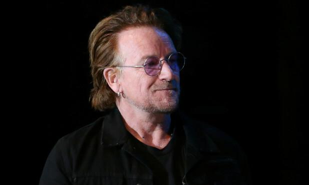 Bono. Foto: REUTERS/Edgard Garrido.