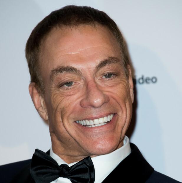 Jean-Claude van Damme. Foto NTB Scanpix.