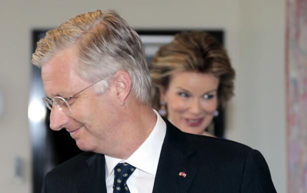 Philippe av Belgia. Foto: NTB Scanpix.