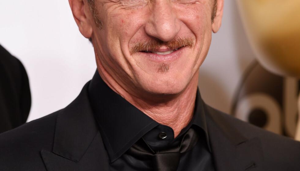 Sean Penn. Foto: NTB Scanpix.