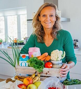 MATENTUSIAST: Mette Nygård Havre, leder for folkebevegelsen Spis opp maten, og daglig leder i selskapet Grønne verdier. Foto: Privat.