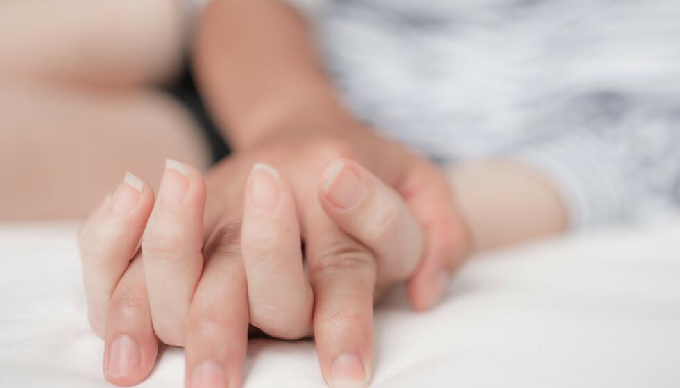 HVOR MYE SEX HAR ALLE ANDRE? I vår seksualiserte verden er det lett å få inntrykk av at alle andre har seg konstant, men det trenger ikke å være sannheten. Foto: Shutterstock