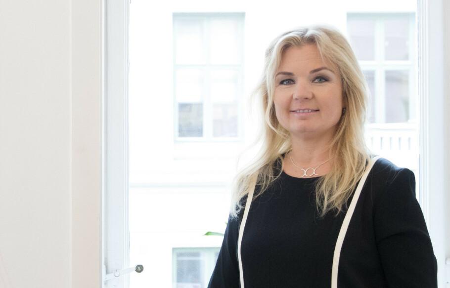 MER TRYGG: Elisabeth Nordeng (51) er aktuell med boken «50 under fullmånen». Foto: Håkon Mosvold Larsen / NTB Scanpix