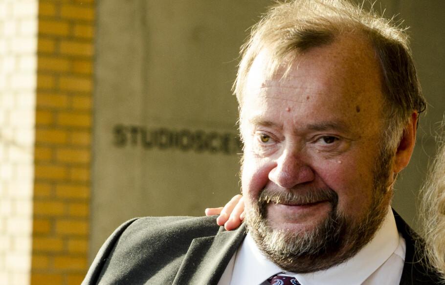 PROVOSERT: Eks-ordfører Marvin Wiseth. Foto. NTB Scanpix