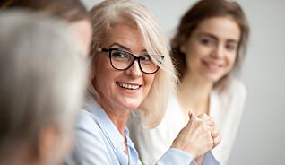 Ber sjefen legge til rette i overgangsalderen
