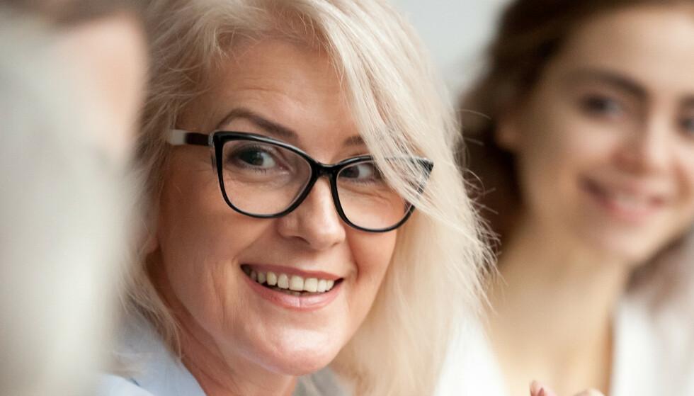 Overgangsalderen: Vil ha kortere arbeidstid