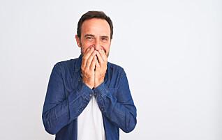 Dårlig ånde kan være tegn på sykdom