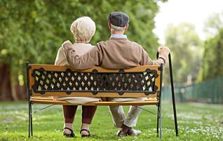 Jo eldre du blir, jo mer lukter du