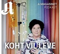 Komiker Christine Koht åpner opp om sin alvorlige sykdom i Aftenpostens podkast Koht vil leve.