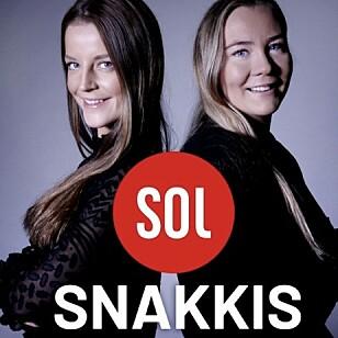 Synne og Pernille i SOL oppdaterer deg på ukas nyhetsbilde i Snakkis med Synne og Pernille.