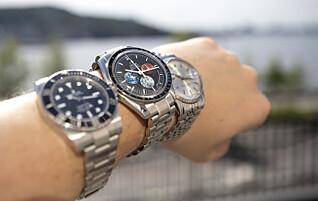 Selger brukte Rolex-klokker for dobbel pris