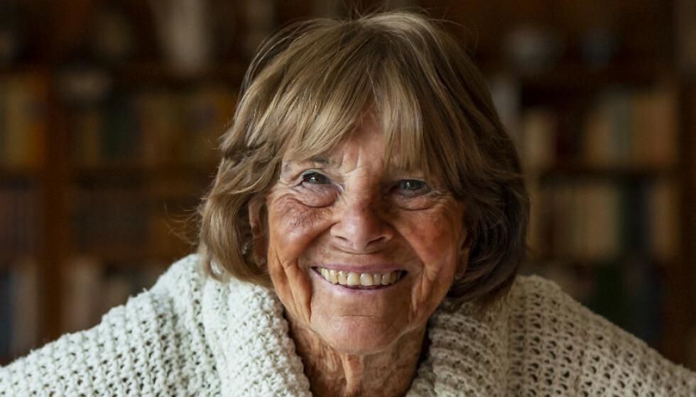 94 år ung - og turntrener