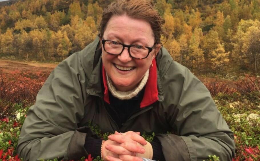 Elin Madsen (57) har vært journalist og redaktør i over 30 år. Denne kommentaren er skrevet for Vi.no. Foto: Privat
