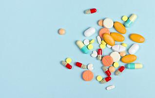 Eldre mer sårbare for bivirkninger
