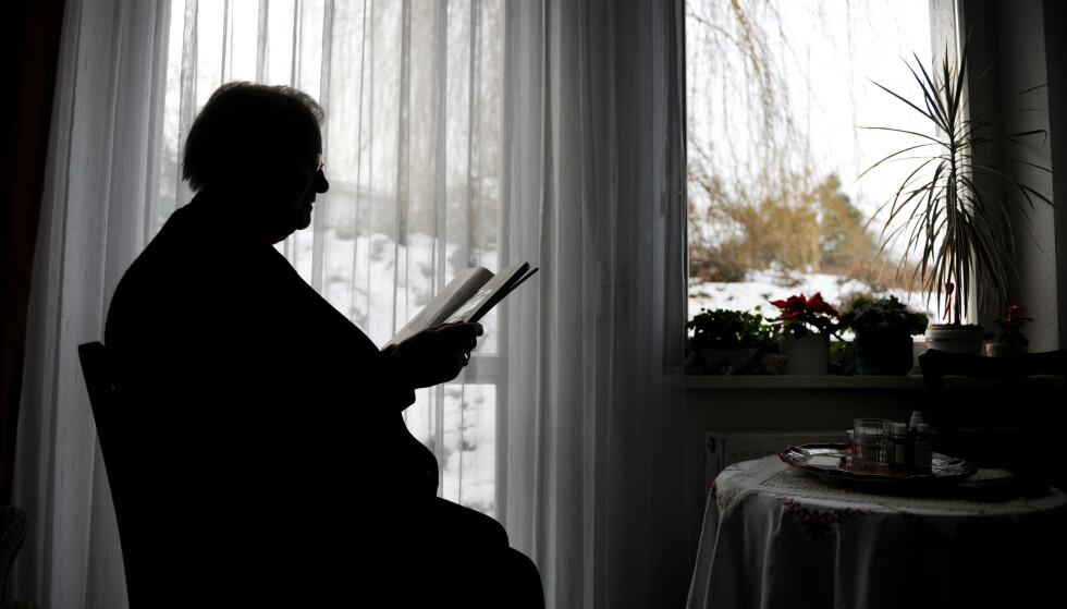 GJENNOMSYRER LIVET: Eldre som utsettes for ulike former for vold er mer utsatt for kroniske lidelser, fysisk og psykisk uhelse. Foto: NTB Scanpix