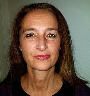 Marianne Kjerschow er familieterapeut ved Samtalen. Foto: Privat.