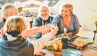 En myte at eldre er mer ensomme