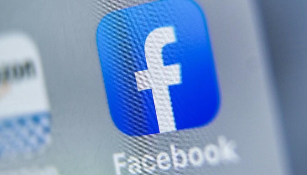 INGEN BRUKER: Facebook-profilen vil fortsette å leve selv om brukeren er død - dersom ingen gjør noe med det. Illustrasjon: NTB Scanpix.