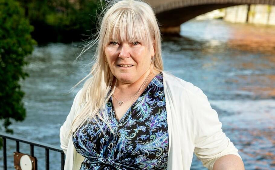 Sissi Hamnström Cole (58) hadde ingen symptomer. Men livmorhalskreften var kommet så langt at hun måtte gjennom en stor operasjon, cellegift og stråling. Foto: Stefan Jerrevång