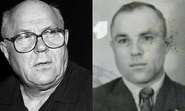IVAN DEN GRUSOMME? Eksperter på ansiktsgjenkjennelse vitnet om at John Demjanjuk var samme person som Holocaust- overlevende hadde gjenkjent på bildet fra 40-tallet. Foto: NTB Scanpix