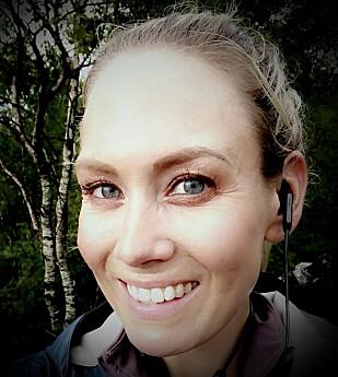 KOMMENTAR: Linn Merete Rognø (37) har jobbet som journalist i 17 år. Hun frilanser i dag på heltid for flere redaksjoner, deriblant Vi.no. Foto: Privat.