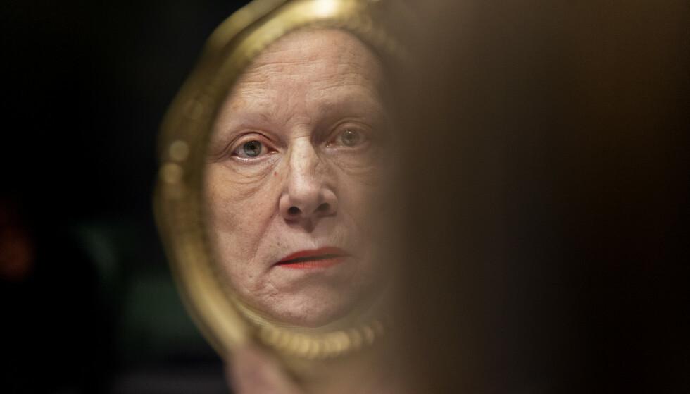 HAR GJORT DUMME TING: Anne Krigsvoll har levd et liv. Problemer med sprit førte til at hun mistet folk. Da «hjertevenninnen» sa fra hørte Krigsvoll på kritikken. Det ble redningen. Foto: Hans Arne Vedlog / Dagbladet
