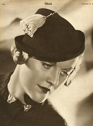 FASCIST: Diana Mitford var kjent for å være vakker. Det sies at hennes forelskelse i fascisten Oswald Mosley inspirerte søsteren Unitys framstøt mot Adolf Hitler. Foto: Historia/REX/NTB Scanpix