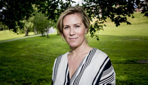 KOMMENTERER: Karin Madshus. Foto: Christian Roth Christensen