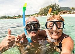 Krystallklart vann og fantasifulle koraller gir opplevelser du sent vil glemme. Foto: Scanpix