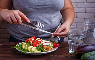 Høy vekt øker risiko for demens