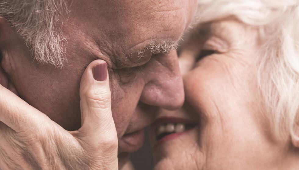 – Skal kunne ha god sex til vi er 90 år