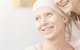 To av tre overlever kreft