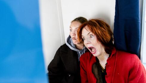 Fotoboks er gøy! Foto: Lars Eivind Bones/Dagbladet