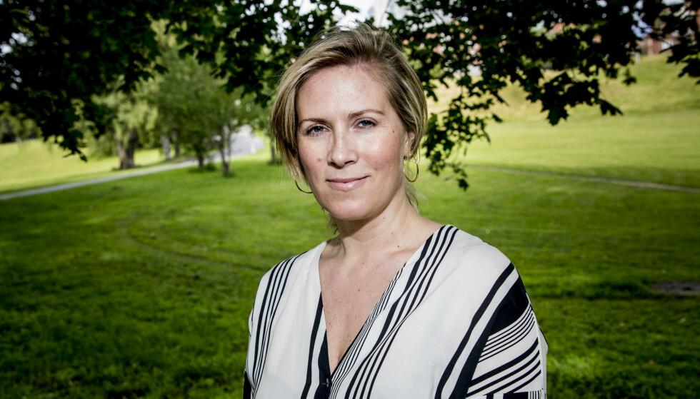 Karin Madshus, journalist i Vi.no. Foto: Christian Roth Christensen