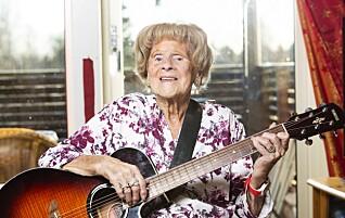 GT-Sara (95) visste ikke at hun var gammel. Ikke før hun plutselig falt over ende