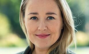 Kommenterer: Vi.nos redaksjonssjef Birgitte Hoff Lysholm. Foto: Astrid Waller