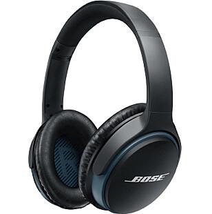 Trådløse og støydempende hodetelefoner fra Bose