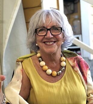 <strong>TAKKNEMLIG:</strong> Elsa Volkmer (81) opplevde å miste ektemannen da de var på ferietur i Brasil. Hun er takknemlig for at hun igjen har fått oppleve kjærligheten. Foto: Privat