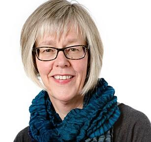 Statssekretær Anne Grethe Erlandsen i helse- og omsorgsdepartementet. Foto: Bjørn Stuedal