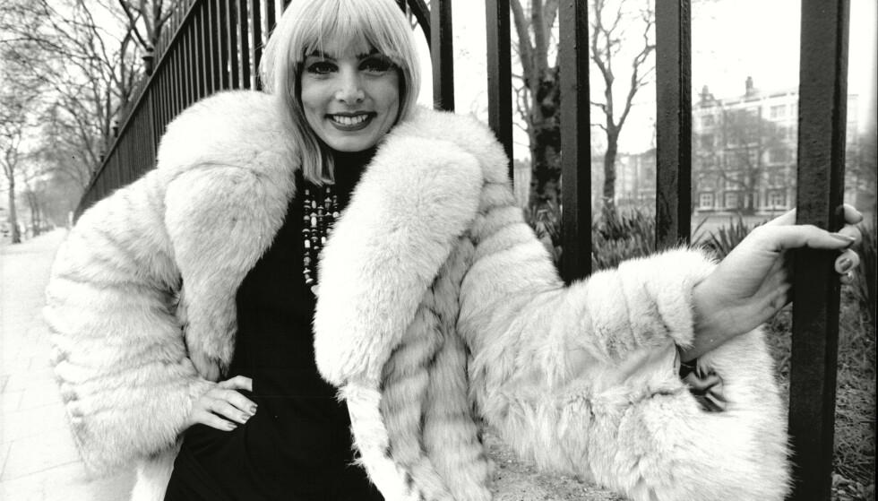 Ruths datter Georgina Enston ble skuespiller. Hun døde av kreft allerede som 50-åring. Foto: Graham Wood/ANL/REX/NTB Scanpix
