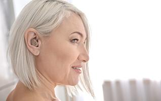 - Høreapparat kan forsinke demens