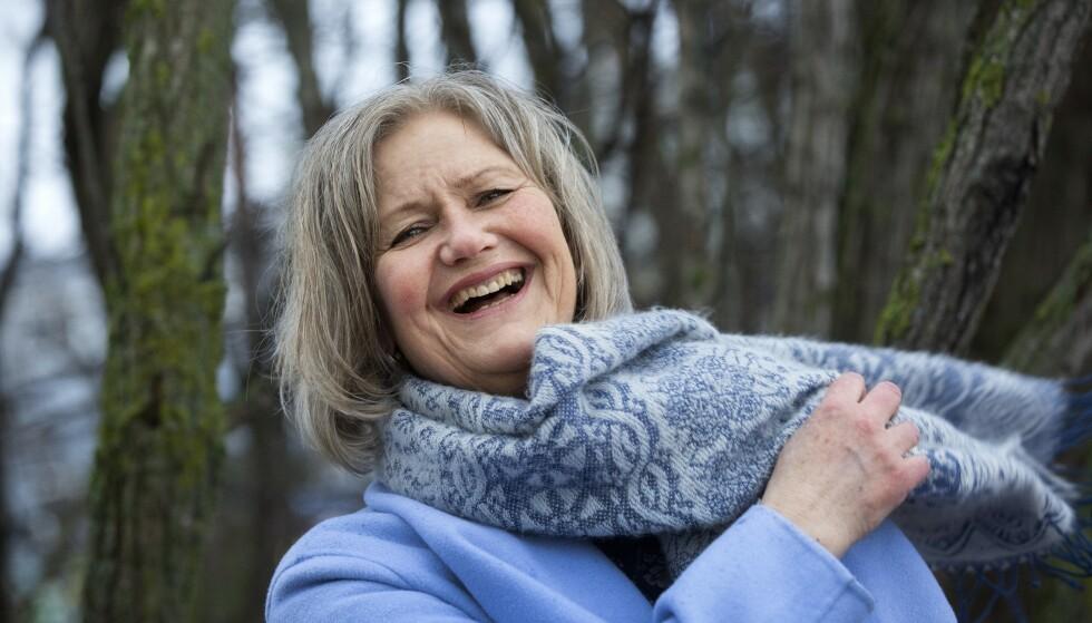 VENDEPUNKT: Kristin måtte gi slipp på bitterheten for å kunne ta livet sitt tilbake, med de begrensningene det førte med seg. Foto: Sverre Chr Jarild