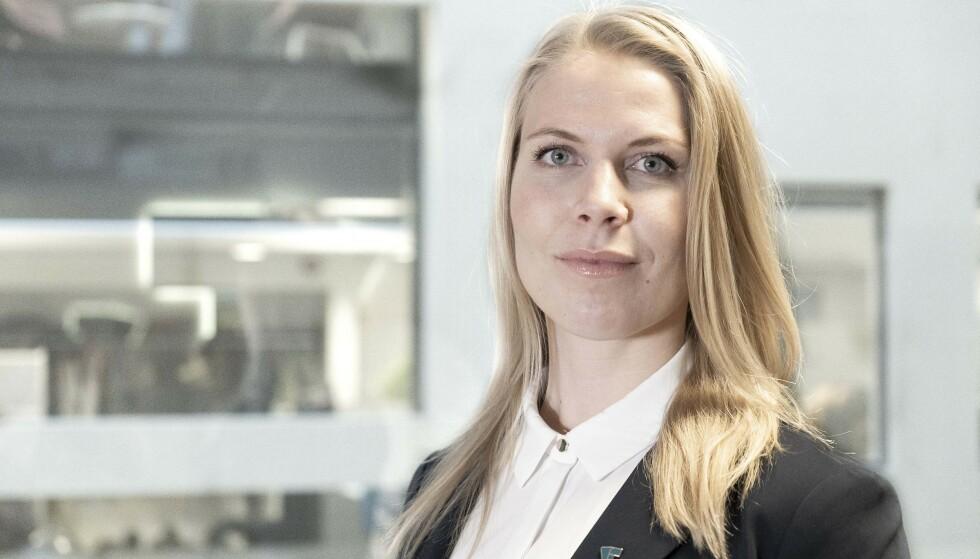 Caroline Skarderud er jurist i Forbrukerrådets avdeling for forbrukerdialog. Foto: Forbrukerrådet