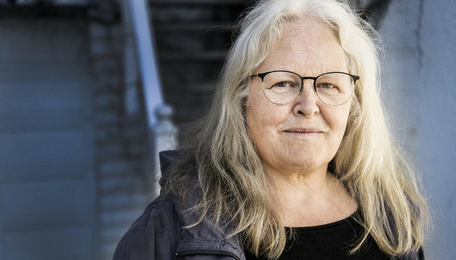 Elisabeth Thoresen har sittet ved begge sider av bordet i Nav: Hun jobbet som rådgiver da hun selv ble ufør. Nå leder hun AAP-aksjonen. Foto: Lars Eivind Bones / Dagbladet