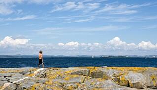 Ni norske øyperler