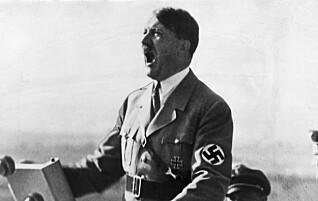 Startet andre verdenskrig i narkotikarus