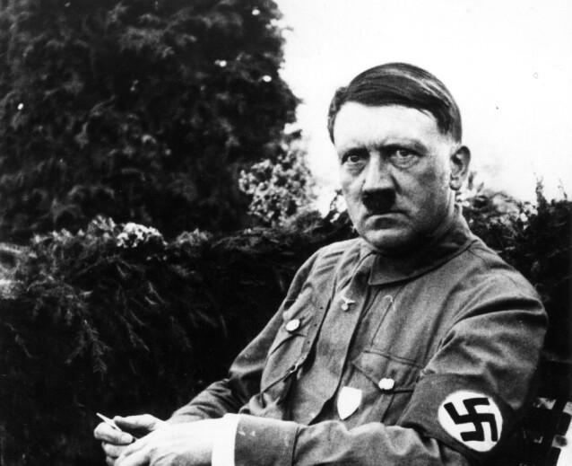 <strong>RASERI:</strong> Adolf Hitler sørget for å være høy på metamfetamin i forbindelse med viktige møter. Foto: REX NTB Scanpix